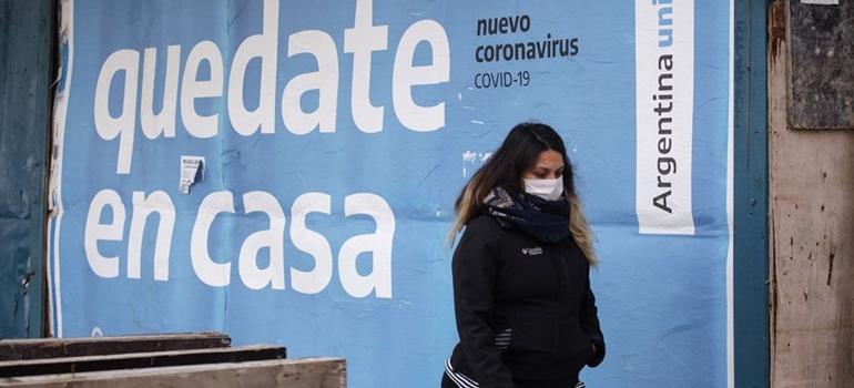 Argentina confirma 443 muertes y 12.969 casos positivos de COVID-19 en las últimas 24 horas