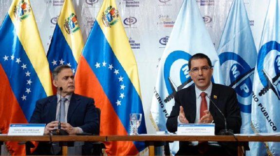Venezuela desmonta informe de misión independiente de la ONU y lo califica como