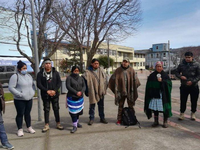 No hubo acuerdo con el Gobierno: presos mapuche de cárceles de Lebu y Temuco deponen huelga de hambre