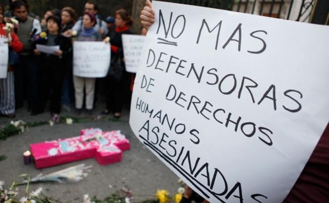 DDHH FARC