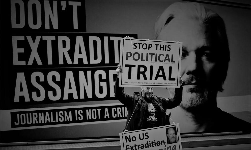 Caso Assange: el juicio que podría poner fin a la democracia como la conocemos