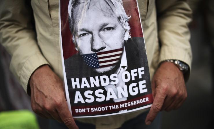 Revelan que Assange habría advertido a EE.UU. sobre la publicación de datos filtrados