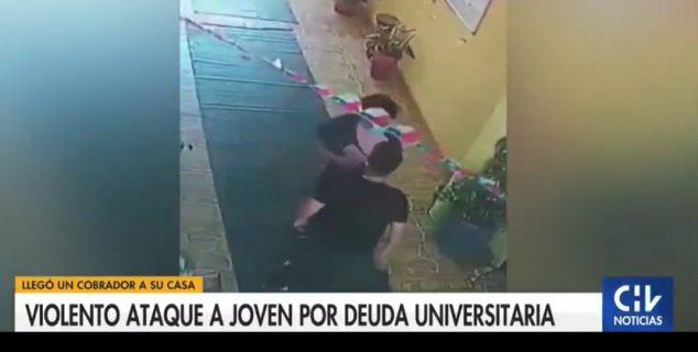 Agresión a estudiante por deuda universitaria: Diputada Rojas ofició a Superintendencia de Educación Superior