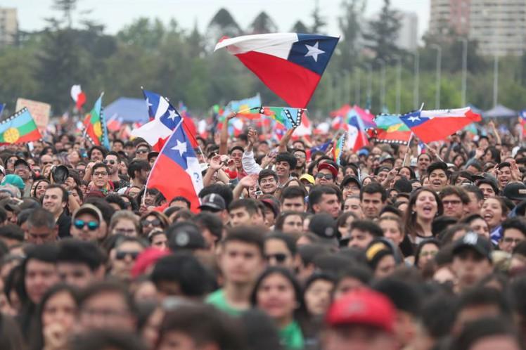 Chile ejemplo ciudadano a nivel mundial