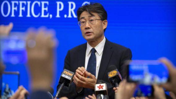 China niega que lo ocurrido con voluntario en Brasil se relacione con su vacuna anticovid