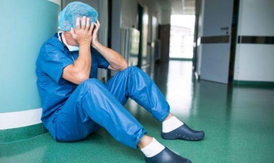 Estudio indica que durante la pandemia un tercio de los trabajadores de la salud tienen síntomas depresivos