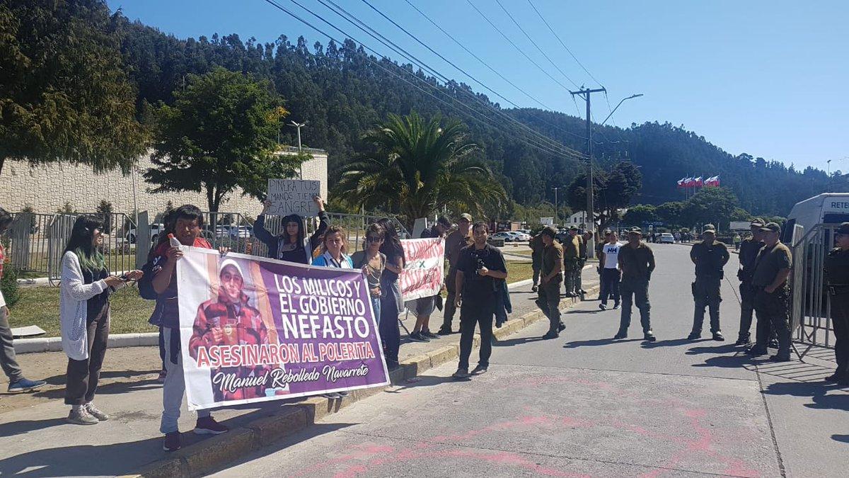 Talcahuano: Nuevamente aplazan reconstitución de escena del crimen de Manuel Rebolledo