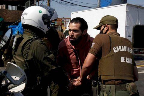 Prohibido disentir: Detención de manifestaciones pacíficas deja en evidencia carácter autoritario del gobierno
