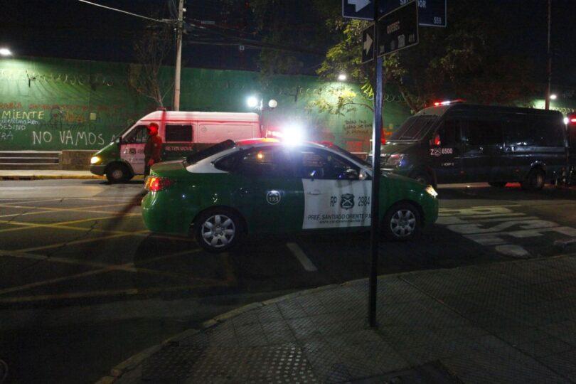Descubren fiesta clandestina en Santiago y detienen a 48 personas