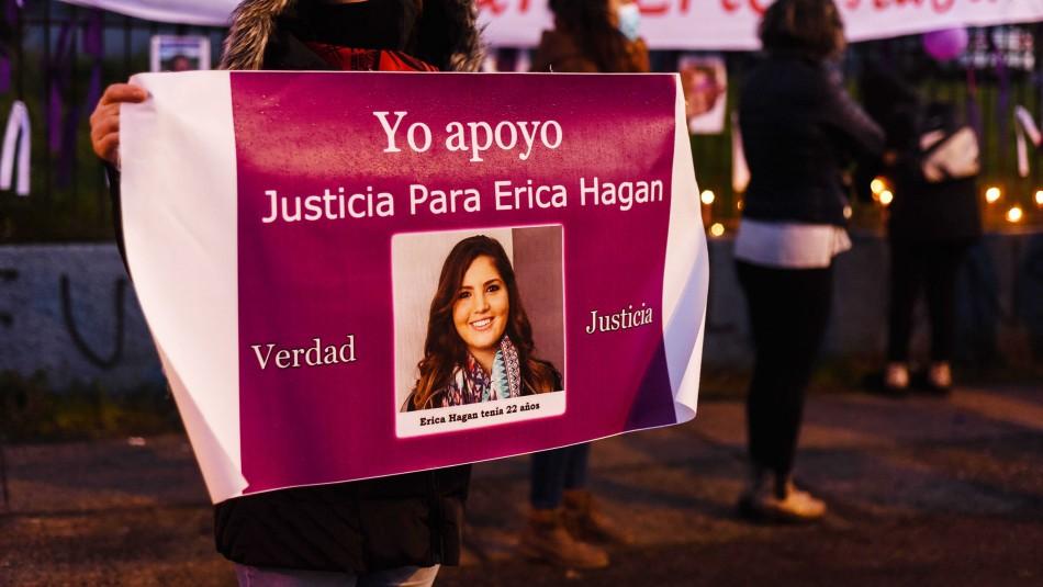 Fiscalía de La Araucanía reabre investigación por crimen de Erica Hagan