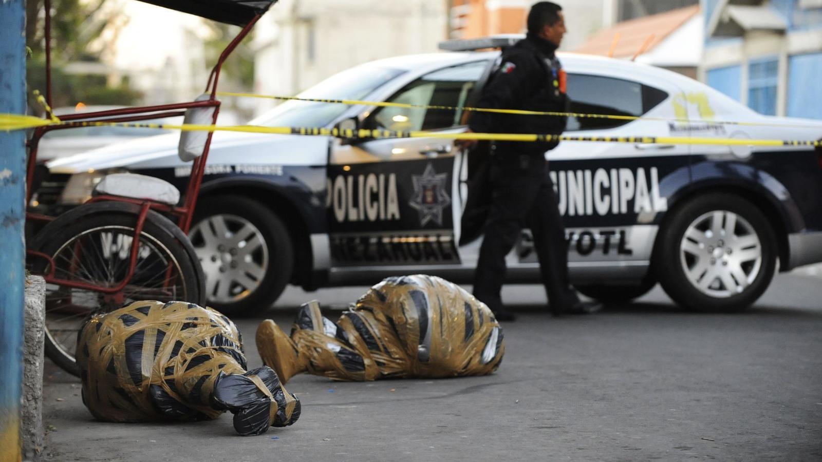 México podría estar dominado por los cárteles criminales