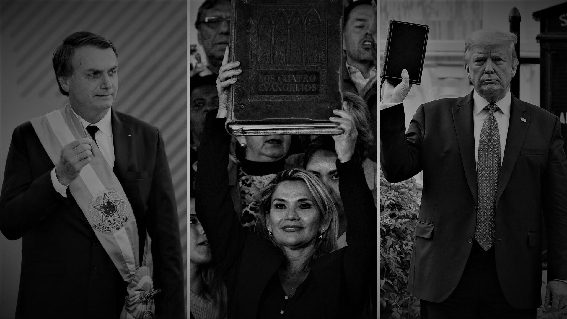 ¿El 'poder evangélico' es un peligro para América Latina?