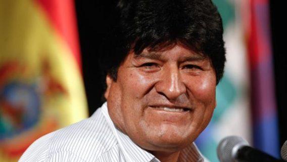 MAS y federaciones cocaleras ratifican candidatura de Evo Morales a senador en Bolivia