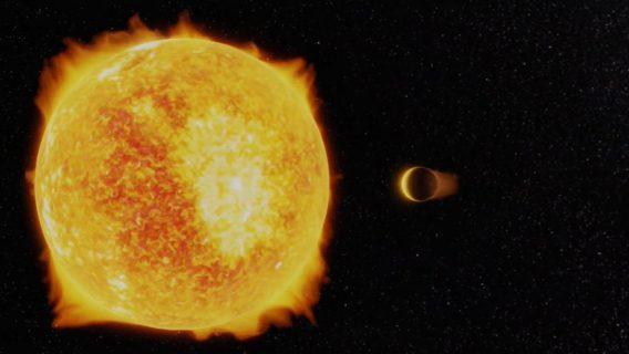 Descubren un exoplaneta al que denominan
