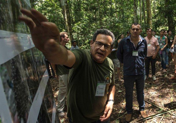 Brasil: asesinan con una flecha a defensor de derechos indígenas