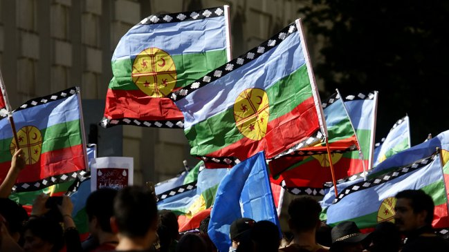 Consejo de lonkos mapuche apoya plebiscito constitucional en Chile