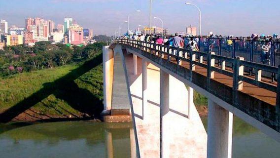 Paraguay permitirá ingreso de connacionales por frontera con Brasil durante todo el día