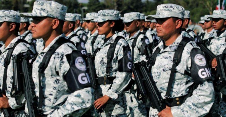 En 6 meses: Guardia Nacional de México acumula cinco casos de presunto abuso de la fuerza
