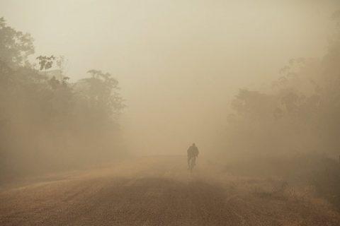 Brasil: revelan aumento de hospitalizaciones por los incendios en la Amazonía