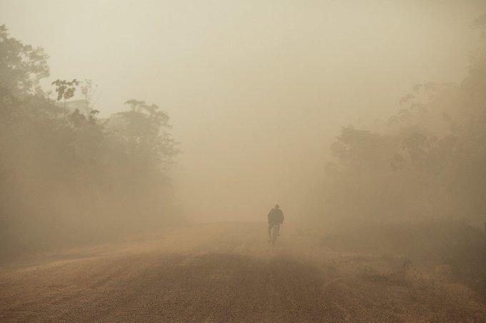 incendios amazonía hospitalizaciones brasil