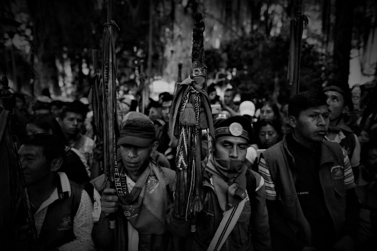Indígenas en Colombia (I):  entre las masacres los desplazamientos y el narcotráfico