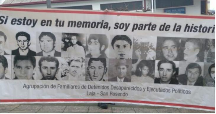Matanza de Laja San Rosendo: Fiscalía propone condenar a exfuncionario de la CMPC como cómplice