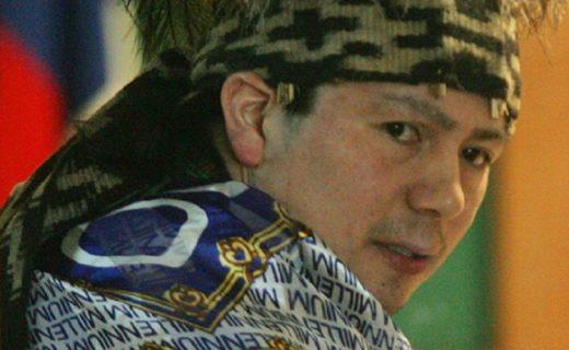 Machi Celestino Córdova volvió al penal de Vilcún tras renovar su rewe
