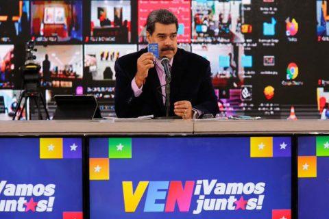 Maduro: En Venezuela está abierto el escenario electoral para la más amplia participación y con las mayores garantías democráticas