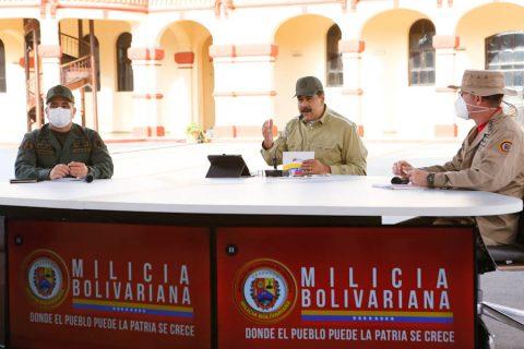 Maduro: Pompeo anda en una gira guerrerista contra Venezuela