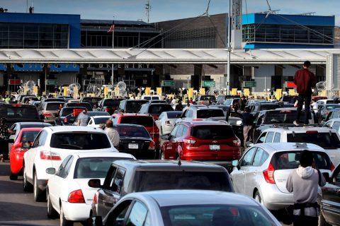 Ante propagación del COVID-19, México extiende restricciones al tránsito en frontera con EE. UU.