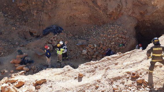 Hombre de 73 años murió por derrumbe en faena minera ilegal en Illapel