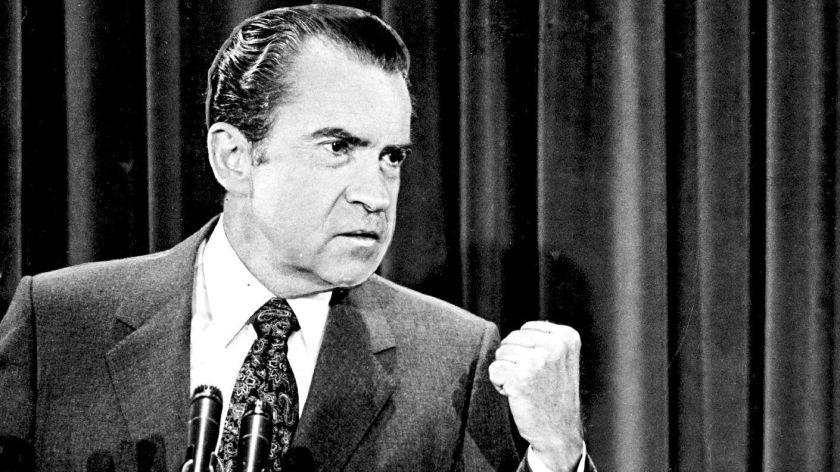 Cintas desclasificadas revelan comentarios racistas y misóginos de Richard Nixon hacia la India