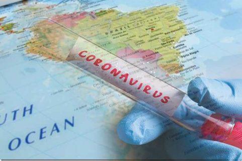 Cinco de los 10 países con datos más negativos de la pandemia son latinoamericanos