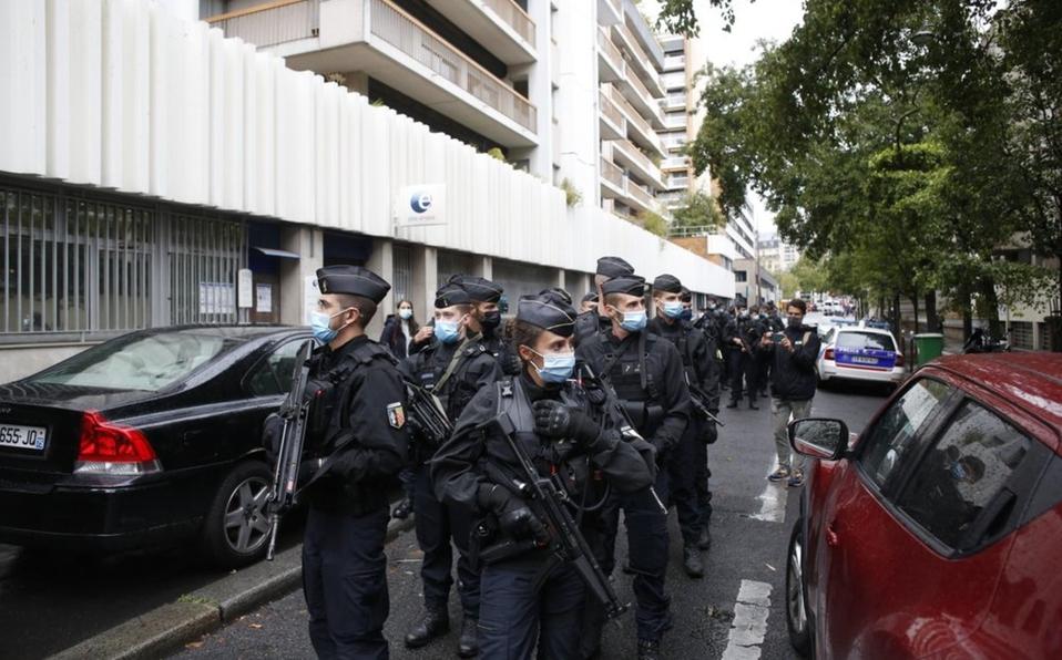 Dos heridos en Francia por presunto ataque terrorista