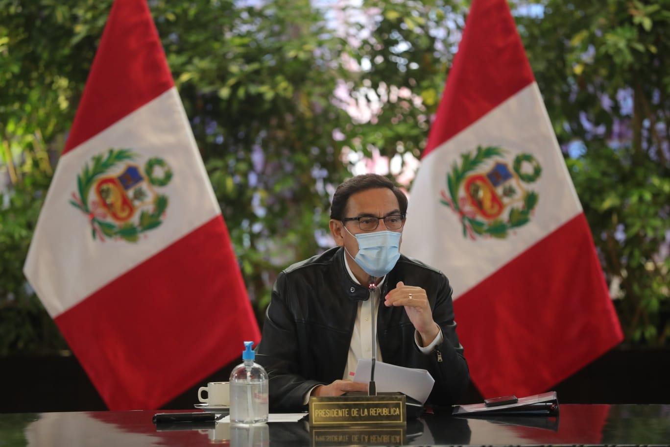 Perú reanudará vuelos internacionales en octubre y mantendrá cuarentena solo en 3 provincias