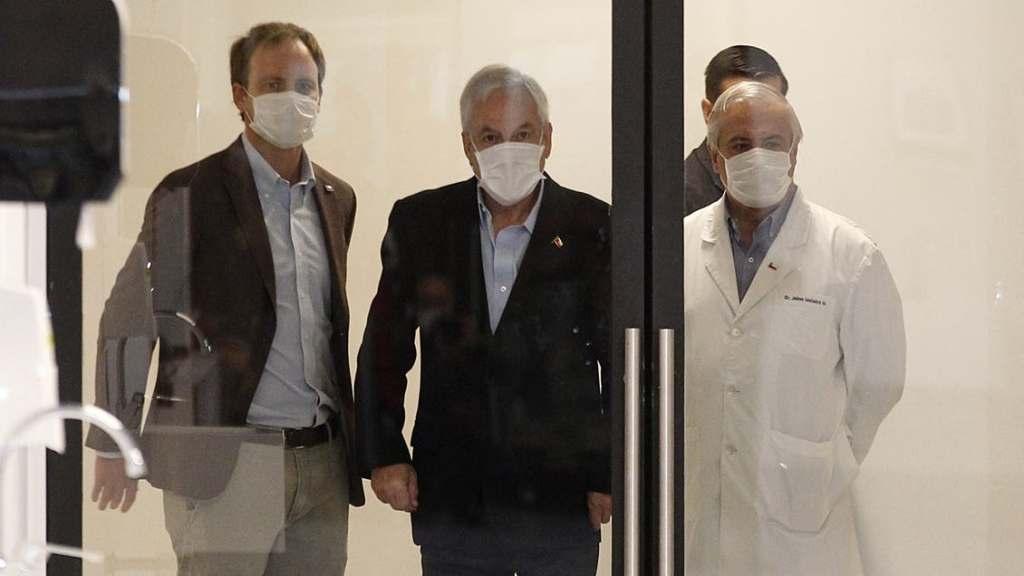 Piñera busca entorpecer investigación de muertes por pandemia en Recoleta
