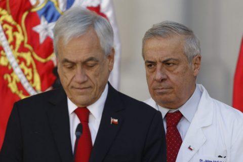 Piñera quiere poner un fiscal de su gusto para que investigue sus eventuales crímenes en el manejo de la pandemia