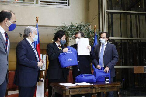 Gobierno ingresó al Congreso el proyecto de Ley de Presupuesto 2021