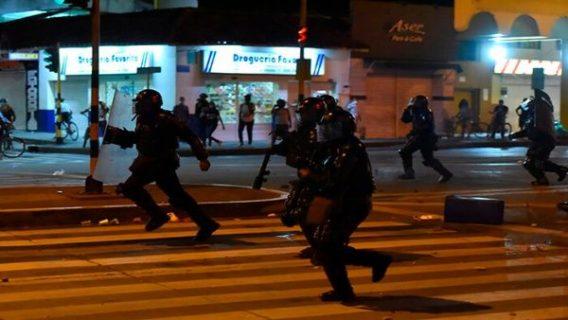 Colombia: Procuraduría pide a MinDefensa intervenir para que Policía entregue información sobre violencia en protestas