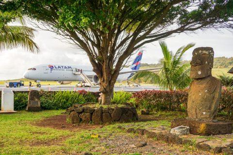 Exhorbitantes tarifas de Latam (cargas) generan hondo malestar en Rapa Nui