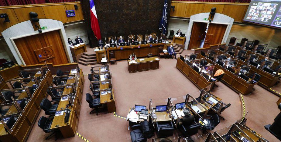 """Ley de Migración: Senado rechazó indicación que creaba la """"visa de turismo laboral"""""""