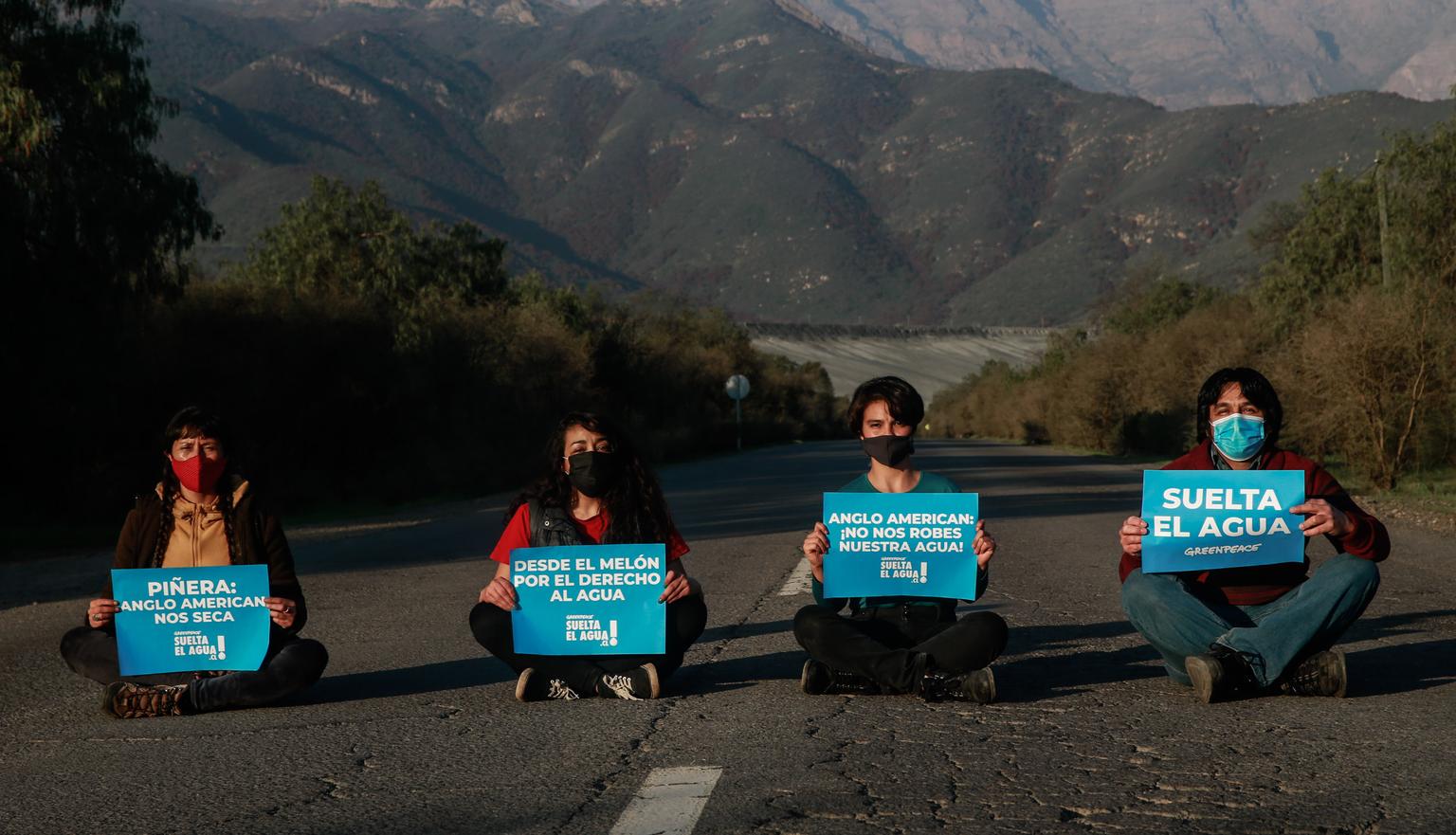 Expectación ante fallo de recurso presentado por vecinos de Nogales contra minera Anglo American