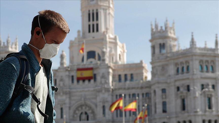Madrid es epicentro del COVID-19 en España por lo que se aumentarán las restricciones de movilidad