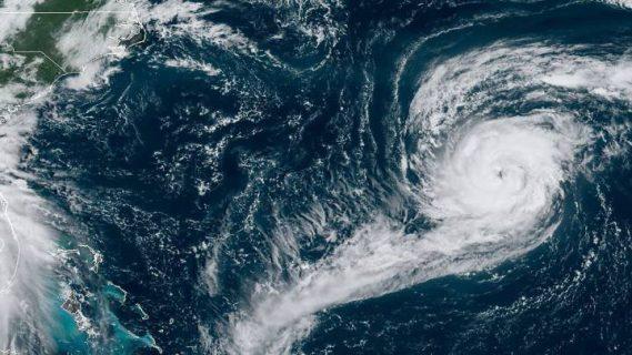 Tormenta tropical Sally se convierte en huracán y amenaza costa de EE. UU.