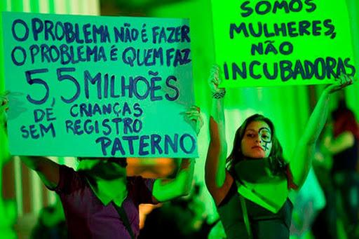 Brasil cambia reglas de ley sobre aborto y mujeres no serán obligadas a ver ecografías del feto