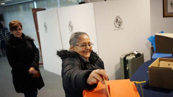 El próximo domingo se realizarán las elecciones departamentales en Uruguay