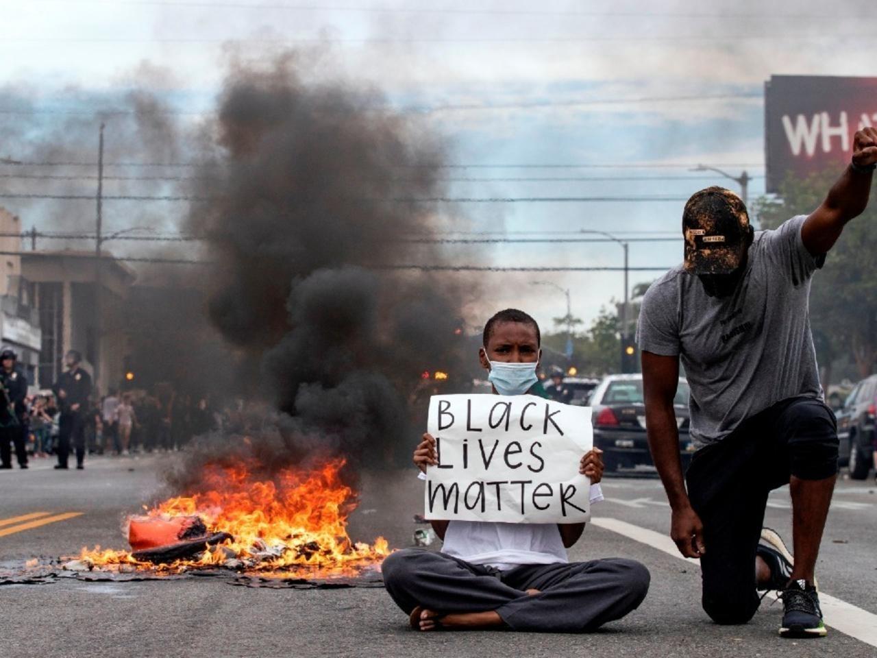 Justicia declina acusar a policías que mataron a tres afroamericanos  y las protestas se encienden en Florida