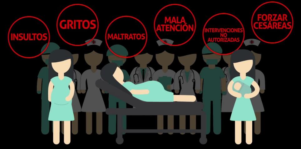 Encuesta nacional: 67% de las mujeres dice haber sufrido violencia en el ginecólogo