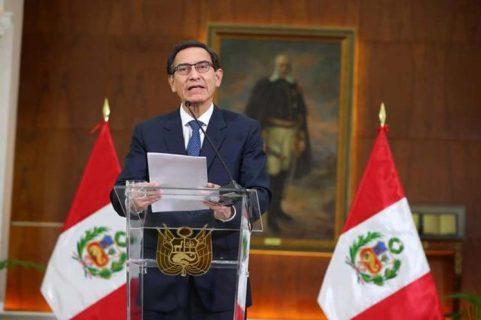 Niegan medida cautelar impuesta por Vizcarra para frenar votación sobre su destitución