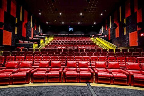 Cadena de cines de EE.UU. abrirá 530 salas en noviembre